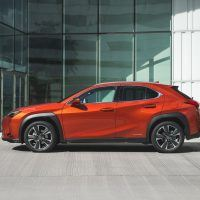 Lexus UX 250h Cadmium Orange 003 81C5060262BEAFE7101EB675B0CD83B038014498 200x200 - 2019 Lexus UX 250h Review: A Small Package For The Big City