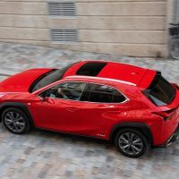 Lexus UX 250h Red F SPORT 010 BED5917CF5015AF3E88D9EB9029B5A2535AC3CC9 200x200 - 2019 Lexus UX 250h Review: A Small Package For The Big City