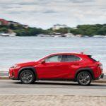 Lexus UX 250h Red F SPORT 011 FAAC35D32C63896D346B7370207FB1F642985085