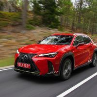 Lexus UX 250h Red F SPORT 014 CC46D36126183828C8E35C3C682B186FAB970B80 200x200 - 2019 Lexus UX 250h Review: A Small Package For The Big City
