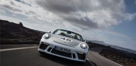 2019 Porsche 911 Speedster: And The Order Books Shall Be Opened