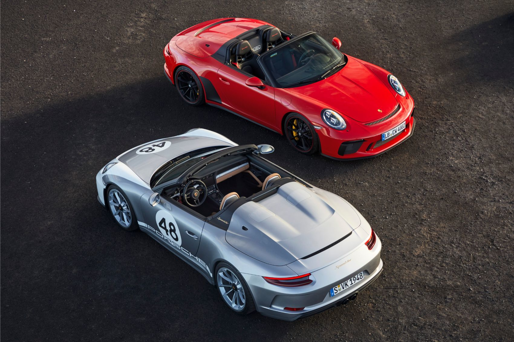 2019 Porsche 911 Speedster And The Order Books Shall Be Opened
