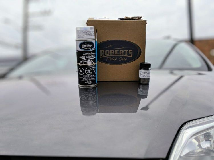 Roberts Paint Care 2