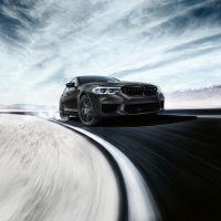 The 2020 BMW M5 Edition 35 Years. US model shown. 1 200x200 - This 2020 BMW M5 Celebrates 35 Years of Bavarian Goodness