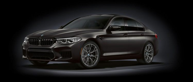 This 2020 BMW M5 Celebrates 35 Years of Bavarian Goodness