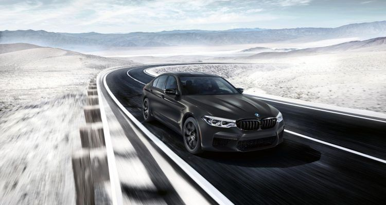 The 2020 BMW M5 Edition 35 Years. US model shown. 8 750x400 - This 2020 BMW M5 Celebrates 35 Years of Bavarian Goodness