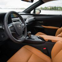 UX Interior Glazed Caramel Luxury 005 5CE6088367D910F9C311DAF78E2272B9A61EF8C8 200x200 - 2019 Lexus UX 250h Review: A Small Package For The Big City