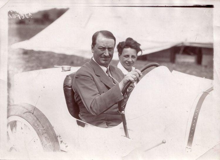 1924 ettore bugatti type 35