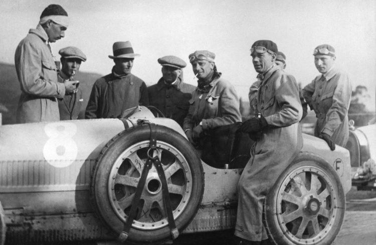 1925 bartolomeo costantini type 35 targa florio 1