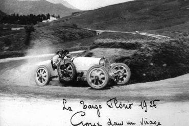 1926 jules goux type 35t targa florio 1