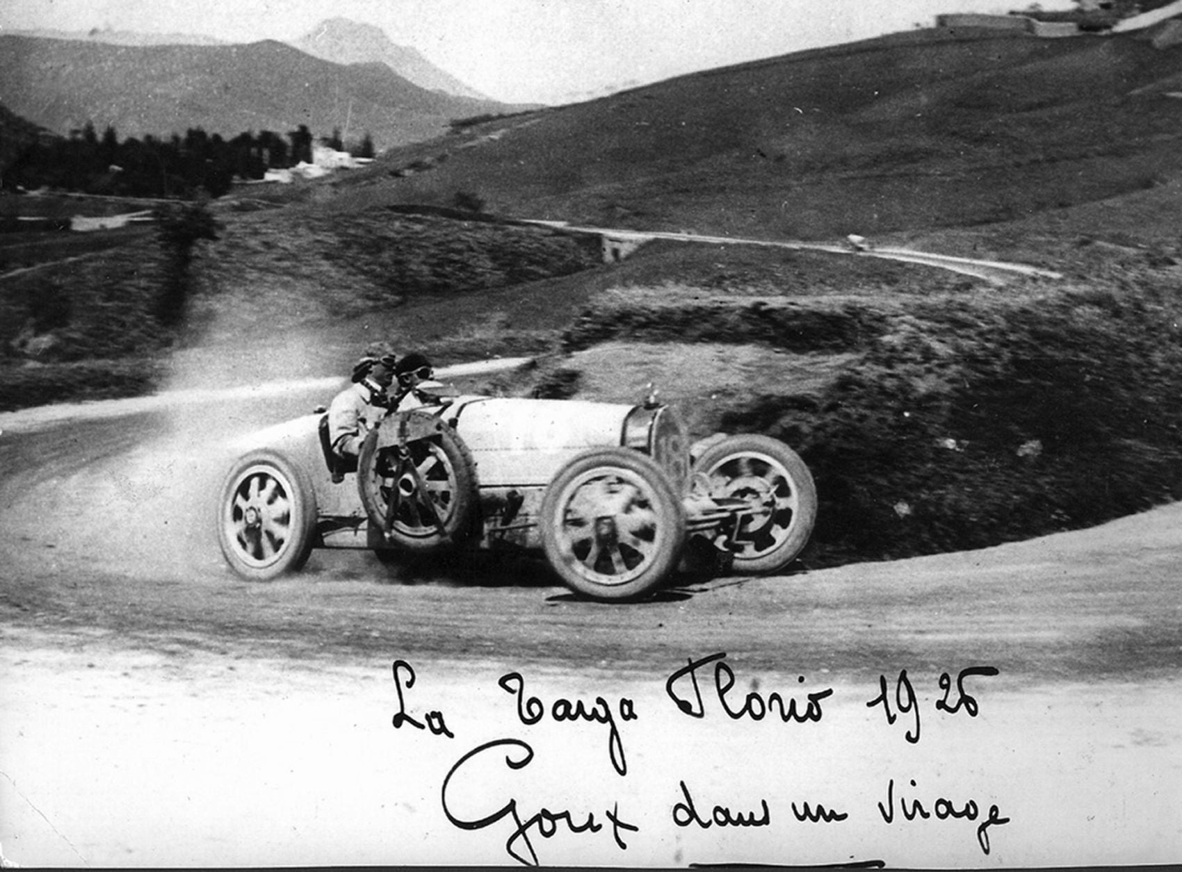 A Brief Introduction To The Legends of Bugatti