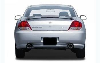 2006 Hyundai Tiburon rear