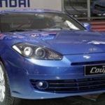 2007 Hyundai Tiburon at the Show