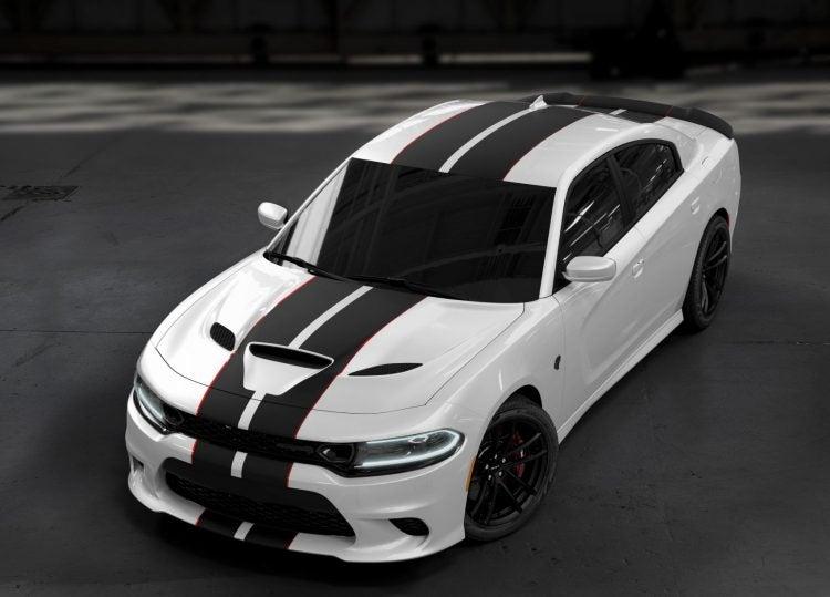 2019 Dodge Charger SRT Hellcat Octane Edition 2