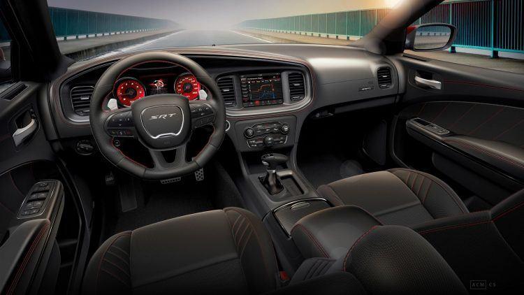 2019 Dodge Charger SRT Hellcat Octane Edition 9