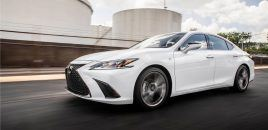 2019 Lexus ES 350 F Sport Review: Well-Balanced For The Daily Drive