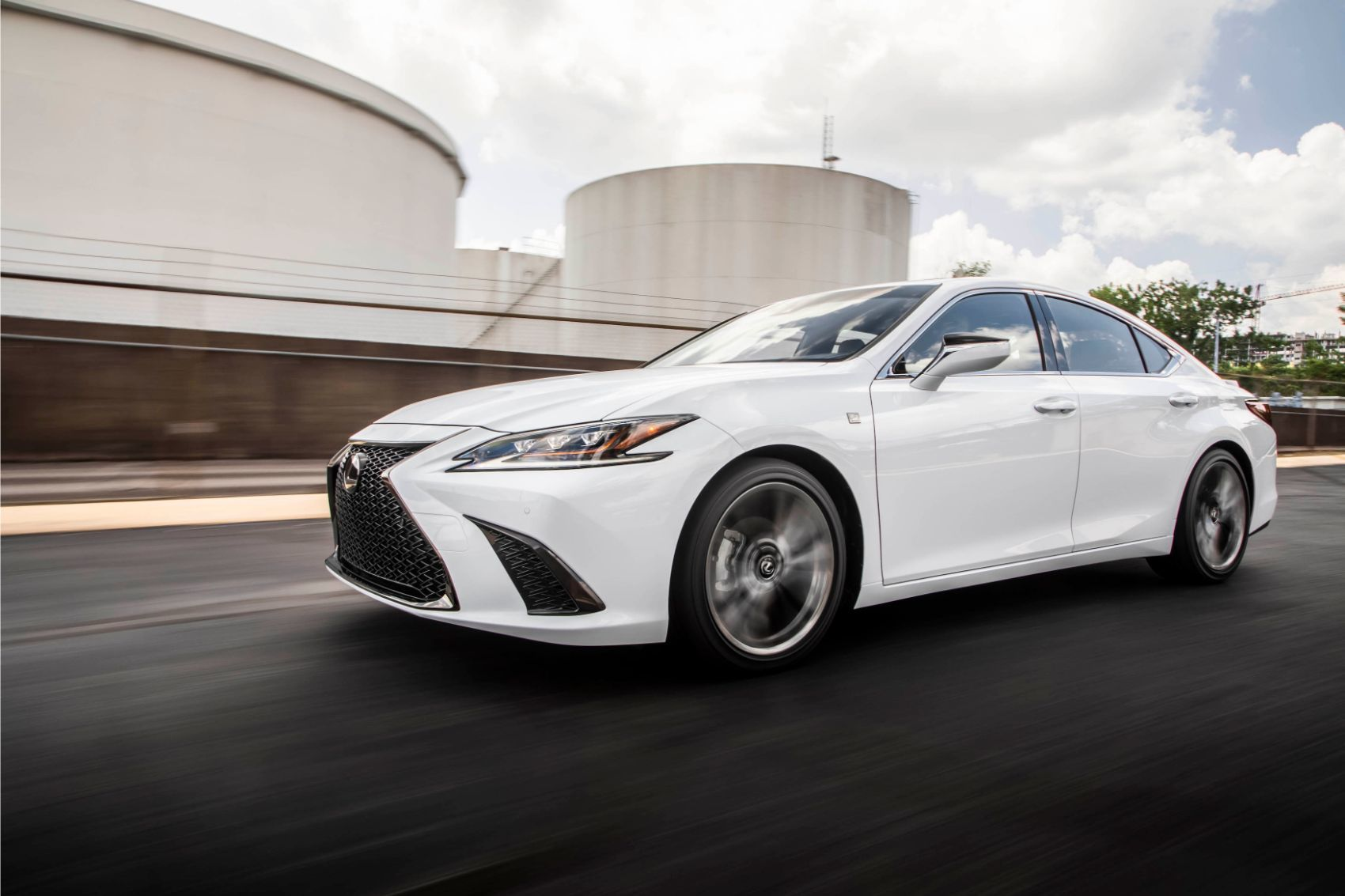 2019 Lexus Es 350 F Sport Review Well Balanced For The Daily Drive