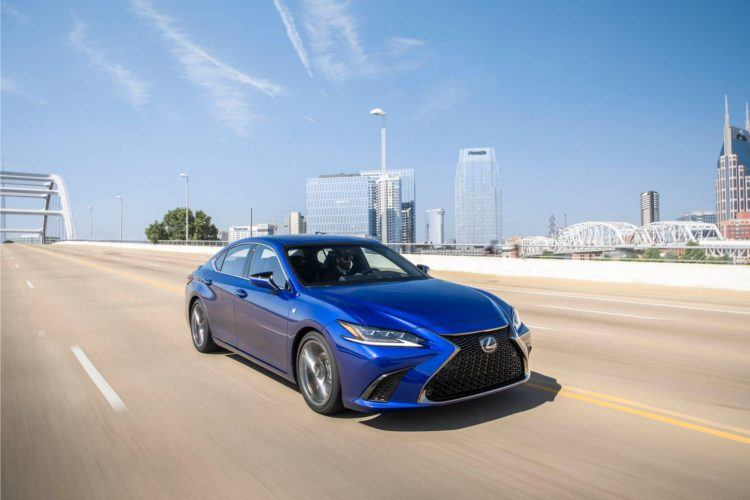 2019 Lexus ES 350 F Sport Review: Well-Balanced For The Daily Drive 19