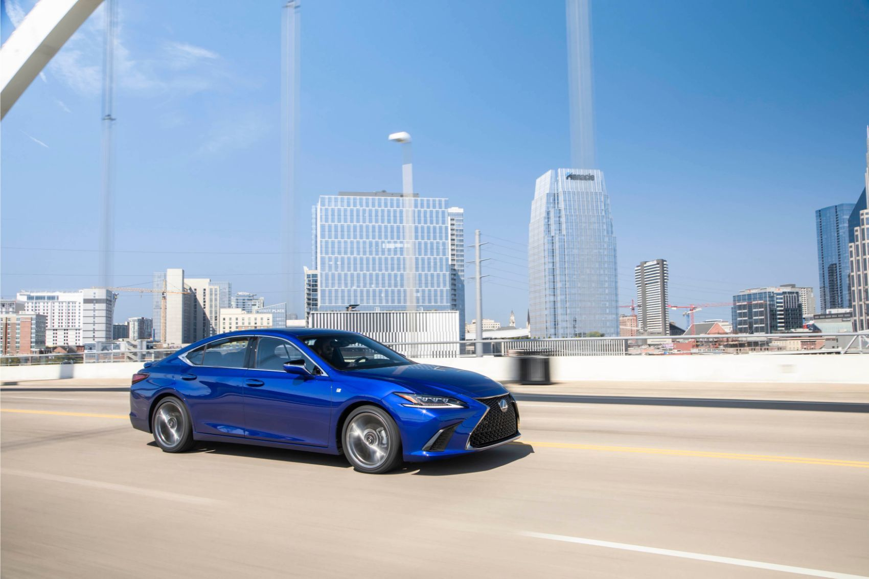 2019 Lexus ES 350 F Sport Review: Well-Balanced For The