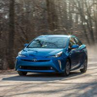 2019 Prius XLE AWD e Blue 02 6698A16846654582C7125AC3098983055E08E8C7 200x200 - 2019 Toyota Prius XLE AWD-e Review: A Welcome Addition