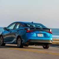 2019 Prius XLE AWD e Blue 09 F350D6D0D37AC97DF1E3E25B26AF2722AA56CCD6 200x200 - 2019 Toyota Prius XLE AWD-e Review: A Welcome Addition