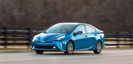 2019 Toyota Prius XLE AWD-e Review: A Welcome Addition