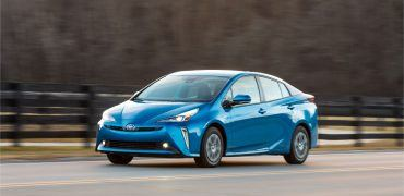 2019 Prius XLE AWD e Blue 10 2B6F0D78B72D3BD6804583DA7AC5B699053993EF 370x180 - 2019 Toyota Prius XLE AWD-e Review: A Welcome Addition