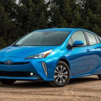 2019 Prius XLE AWD e Blue 13 A6D66B032ADDF5C4CBAEEFD193621E32EB568FC3 200x200 - 2019 Toyota Prius XLE AWD-e Review: A Welcome Addition