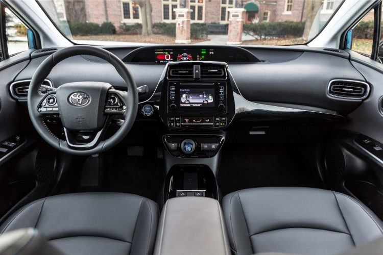 2019 Toyota Prius XLE AWD-e Review: A Welcome Addition 2