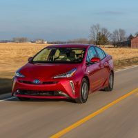 2019 Prius XLE Red AWD e 01 A9BB6BD612F292608E4489E82CE4F6C45FCFC0E1 200x200 - 2019 Toyota Prius XLE AWD-e Review: A Welcome Addition