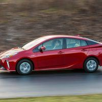 2019 Prius XLE Red AWD e 03 E716A1DA125BDD04EBA42D4E71F24A60F055CFC9 200x200 - 2019 Toyota Prius XLE AWD-e Review: A Welcome Addition