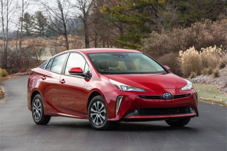 2019 Toyota Prius XLE AWD-e Review: A Welcome Addition 1