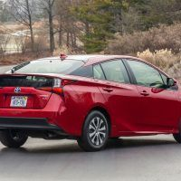 2019 Prius XLE Red AWD e 06 02B0A71B9FB2AF62121B5A3144B79C7446E9AC4D 200x200 - 2019 Toyota Prius XLE AWD-e Review: A Welcome Addition
