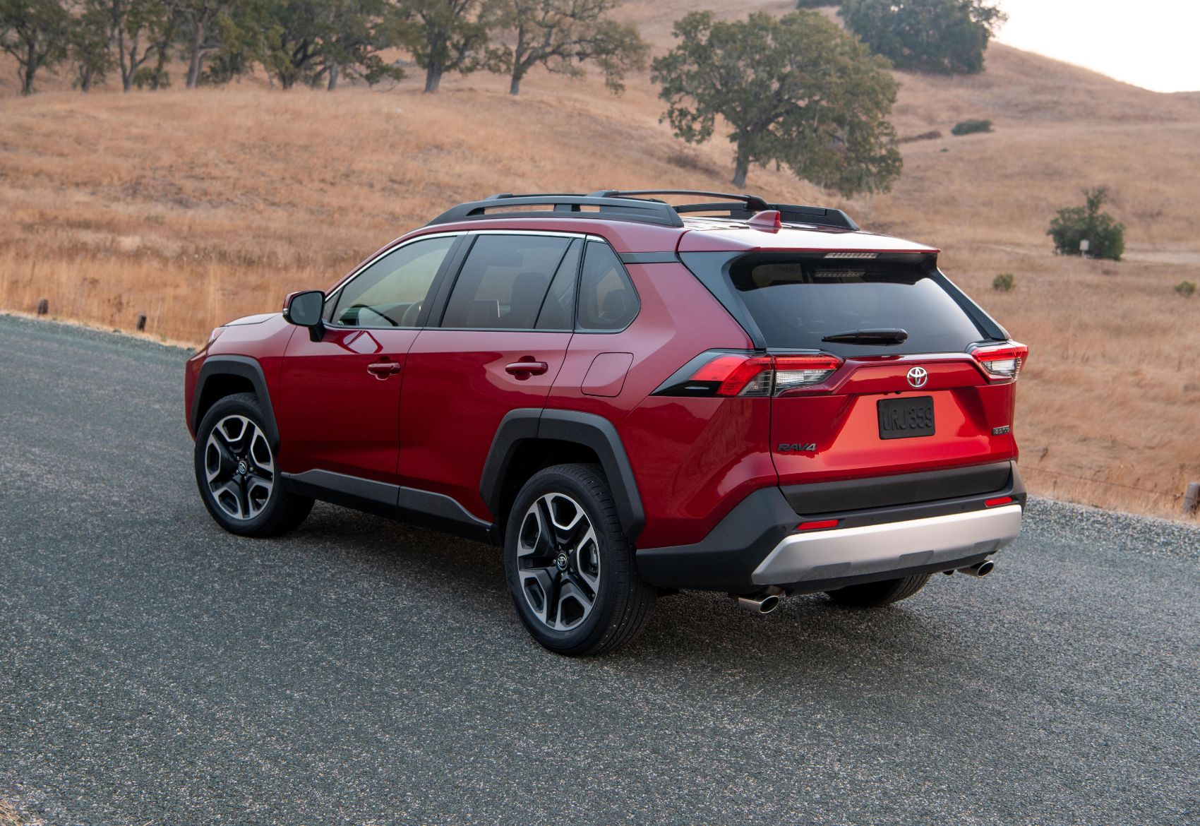 New Toyota Tacoma >> 2019 Toyota RAV4 Adventure Review: Just Functional Enough