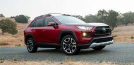 2019 Toyota RAV4 Adventure Review: Just Functional Enough