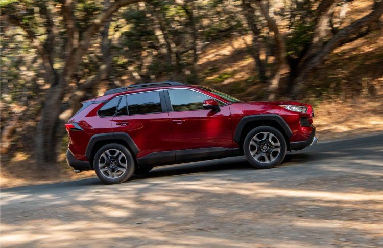 2019 Toyota RAV4 Adventure Review: Just Functional Enough 22