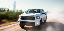 2019 Toyota Tundra TRD Pro Review: No Terrain Too Tough