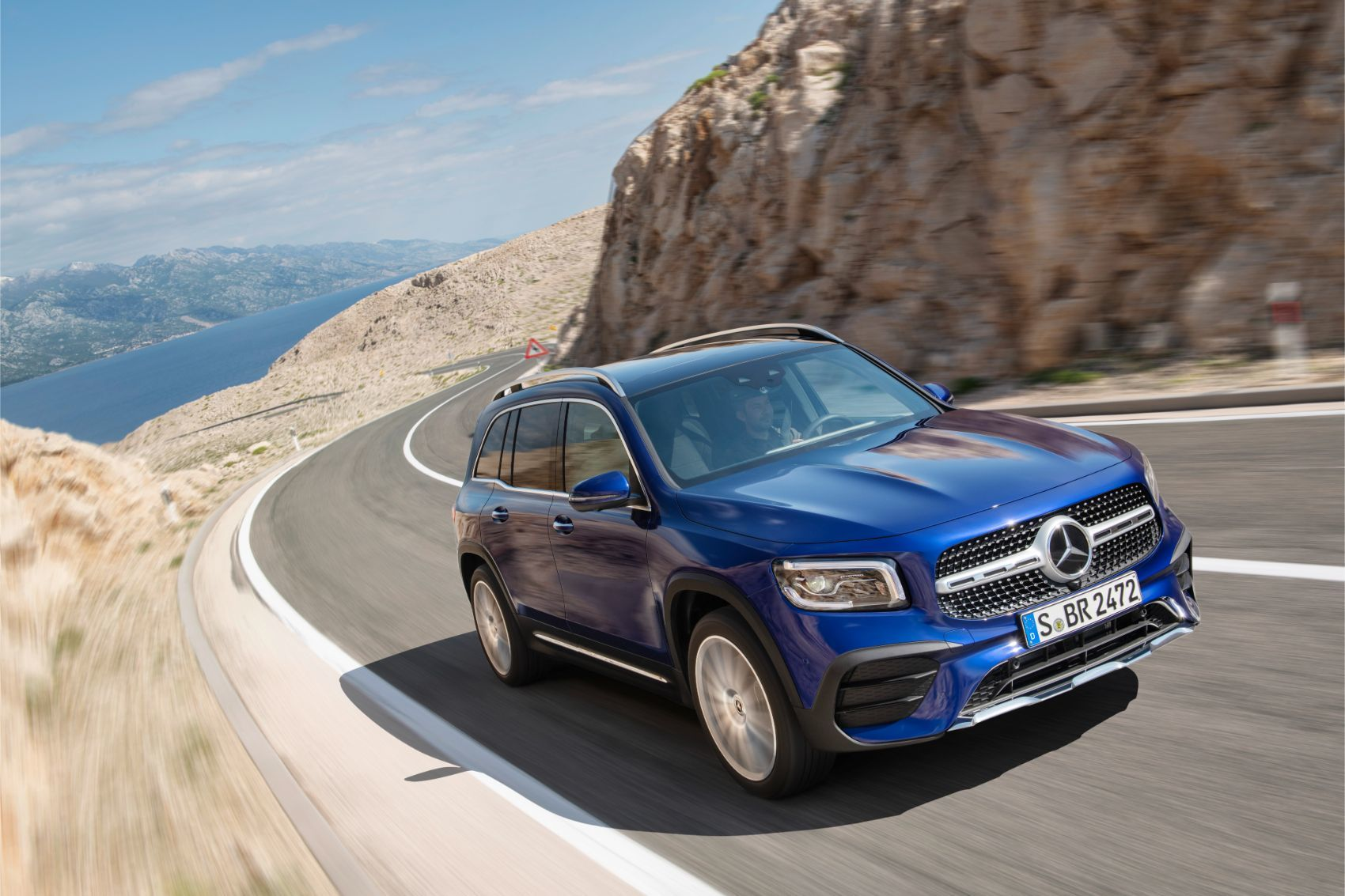 Honda Usa Cars >> Mercedes-Benz GLB 250: Small Enough For Families of Seven