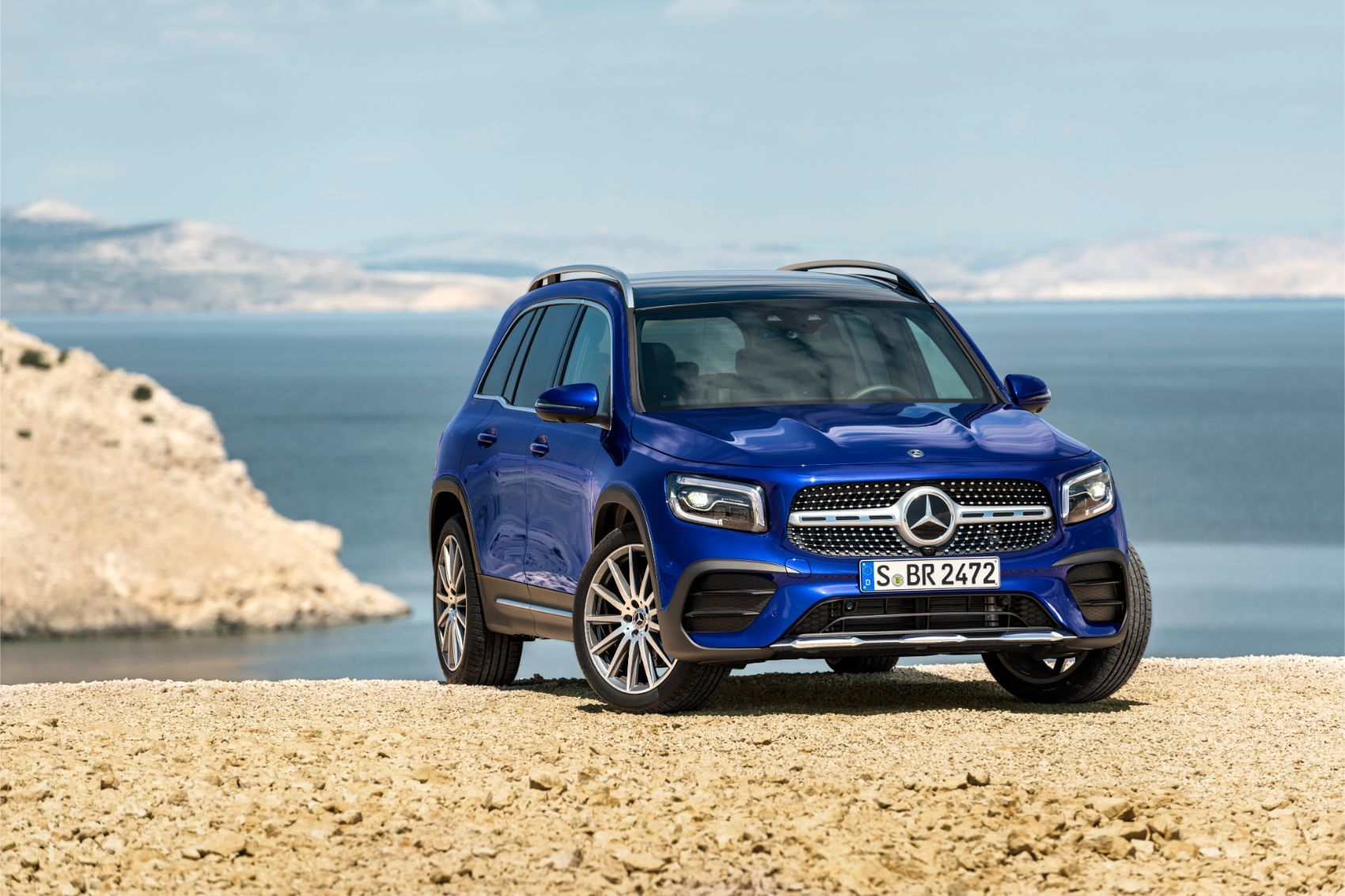 Top Fastest Cars >> Mercedes-Benz GLB 250: Small Enough For Families of Seven