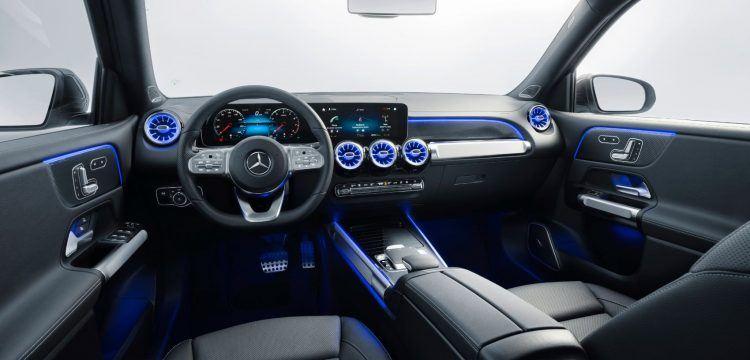 2020 Mercedes Benz GLB 250 25