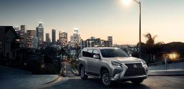 2020 Lexus GX 460: A Big Bundle of Safety & Off-Road Tech