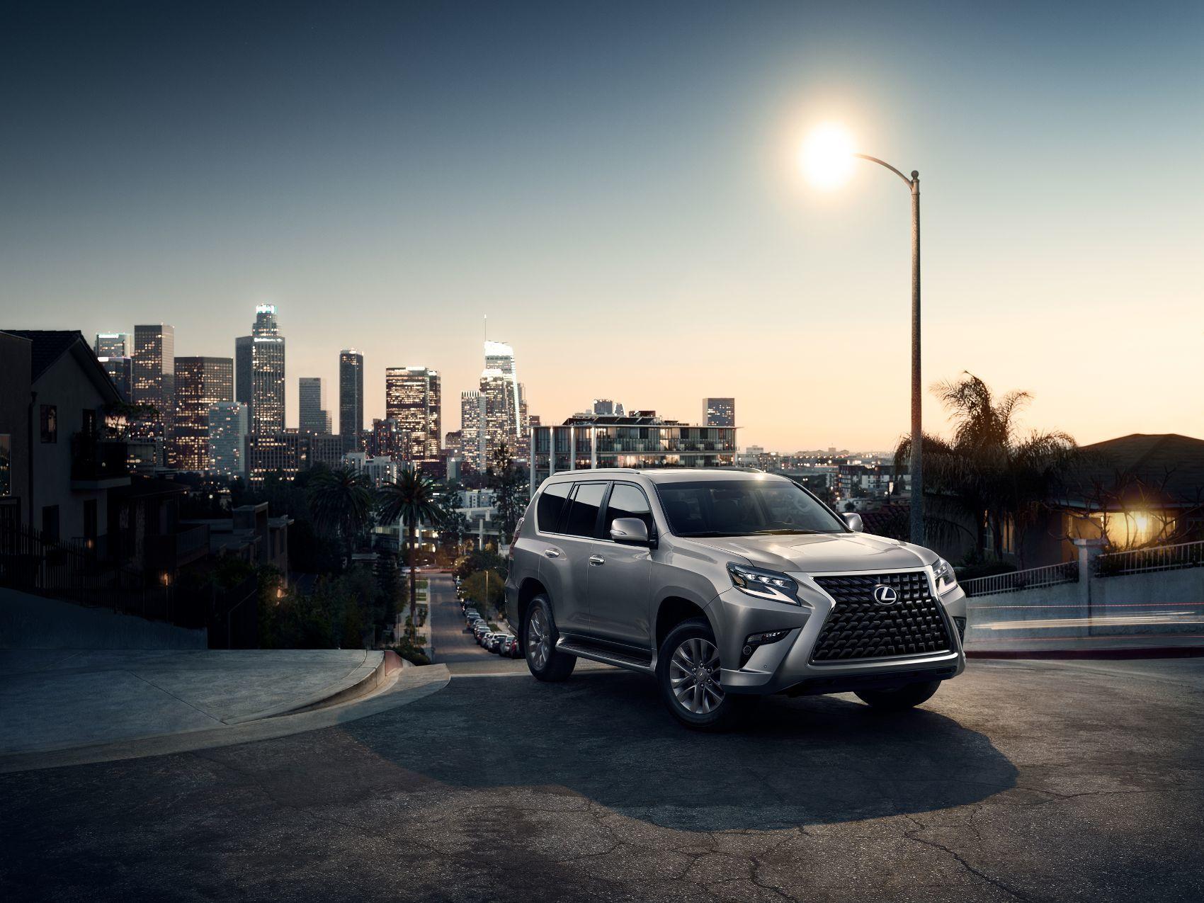 2020 Lexus GX 460: A Big Bundle of Safety & Off-Road Tech