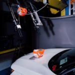 253942 Volvo Cars and POC develop world first car bike helmet crash test