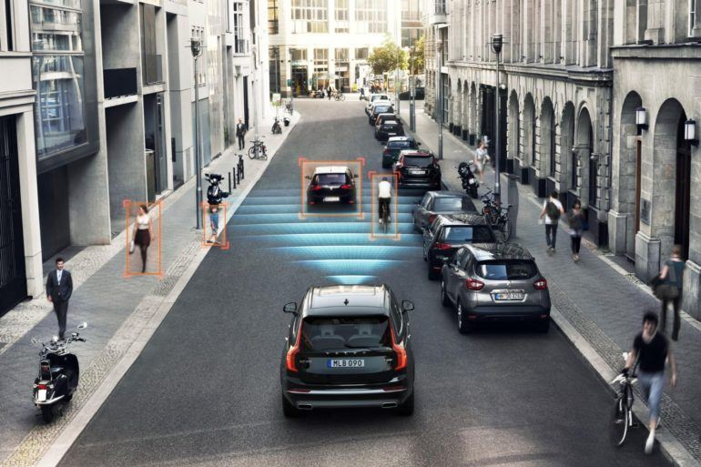Volvo Leads New Research To Improve Road Safety For Cyclists 17