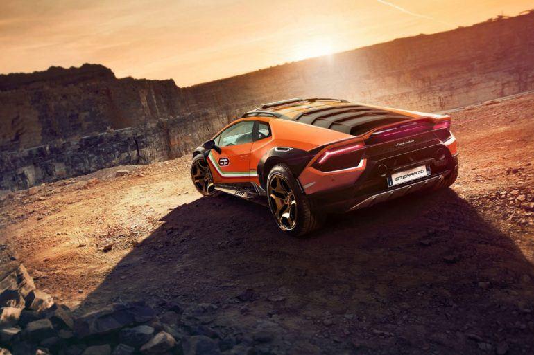 Lamborghini Huracán Sterrato Concept: When Supercars Head Off-Road 17