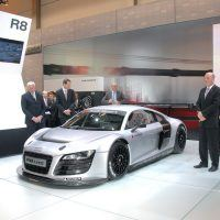 Audi R8 Lms Debuts At Essen Motorshow