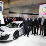 Audi R8 LMS Essen group