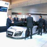 Audi R8 LMS Essen unveiling