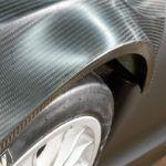 Audi R8 LMS carbon fender