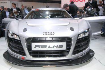 Audi R8 LMS front Essen